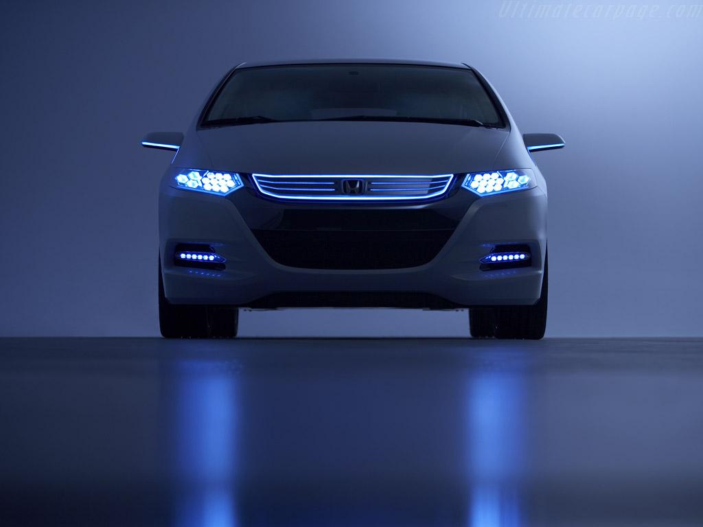Honda Insight Concept High Resolution Image 7 of 12