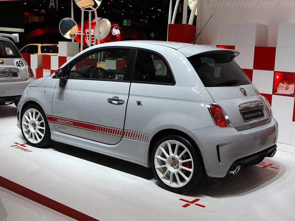 Fiat Abarth 500 Esseesse High Resolution Image 5 Of 12