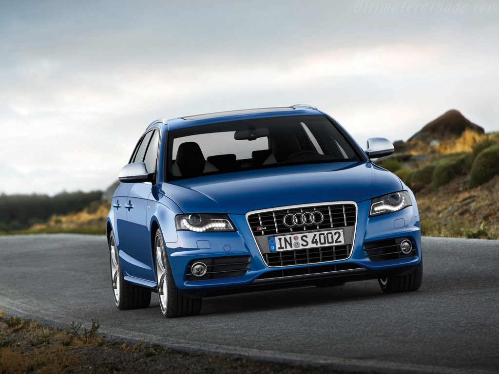 2010 Audi S4 Super Saloon Cars