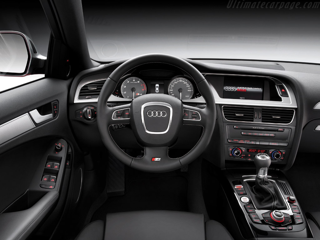 Audi S4 Avant High Resolution Image 6 Of 6