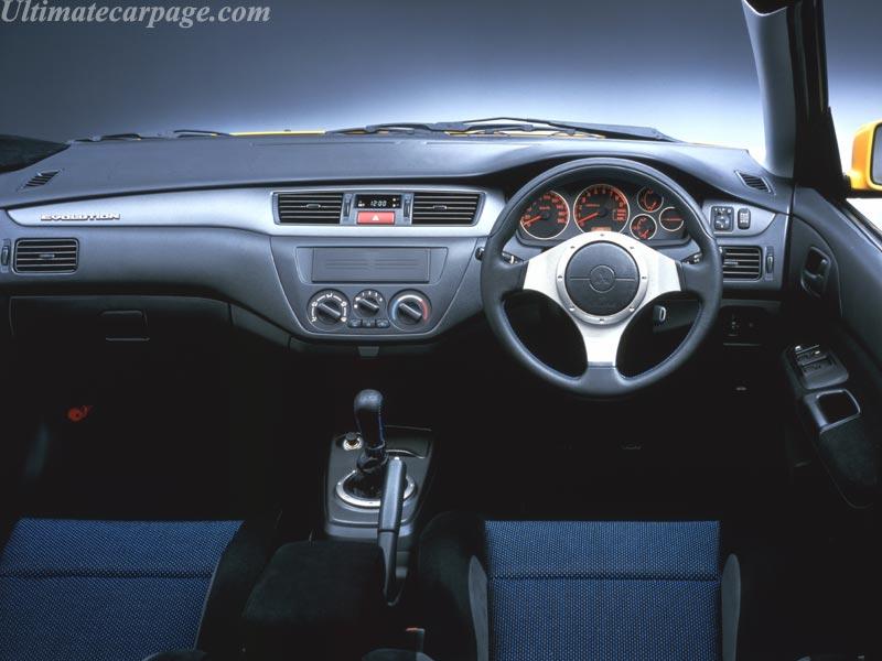 Mitsubishi Lancer Evo Vii Gsr High Resolution Image 6 Of 6
