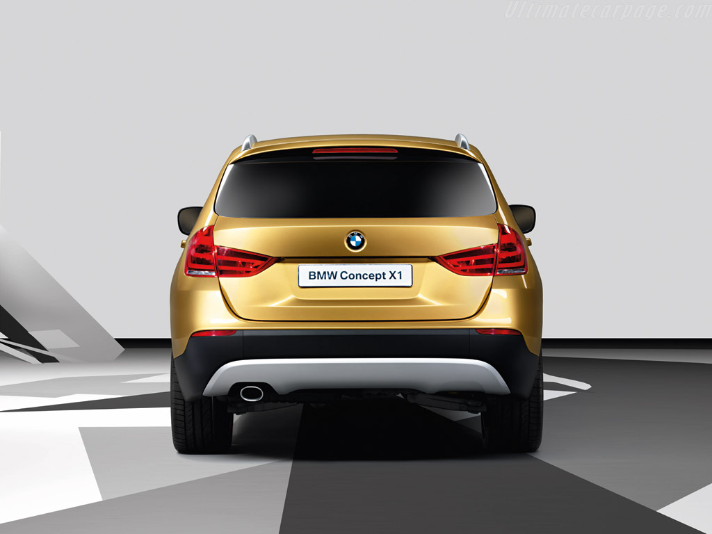 Bmw Concept X1 High Resolution Image 4 Of 6