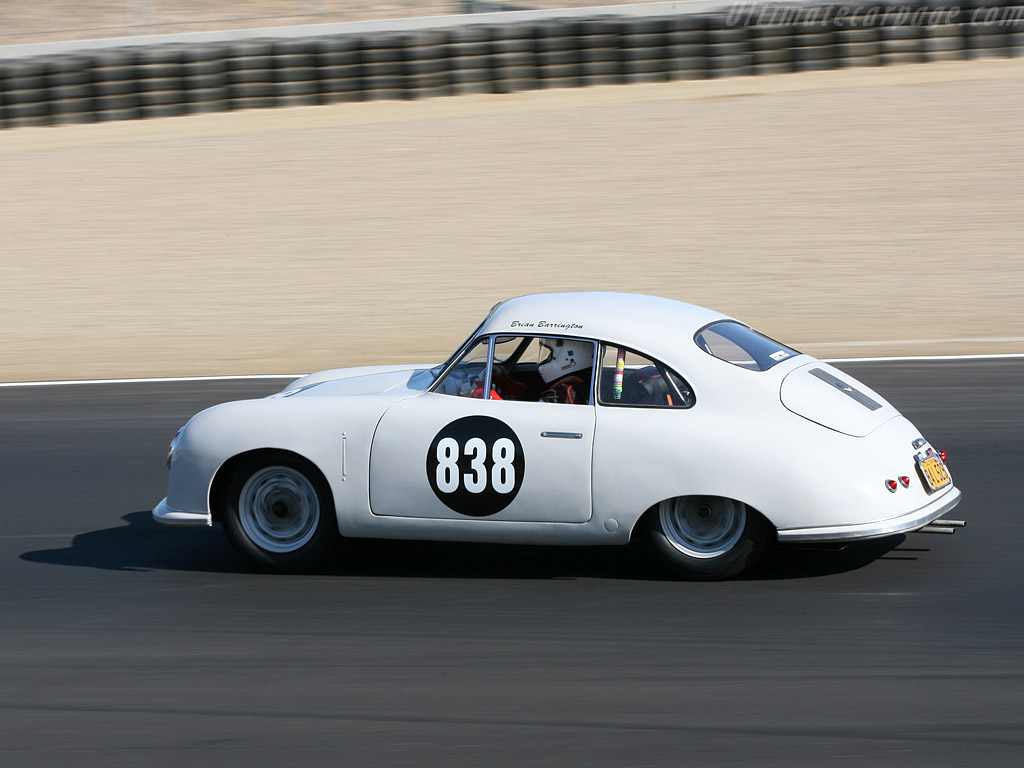 Porsche 356 Gmünd Coupe - High