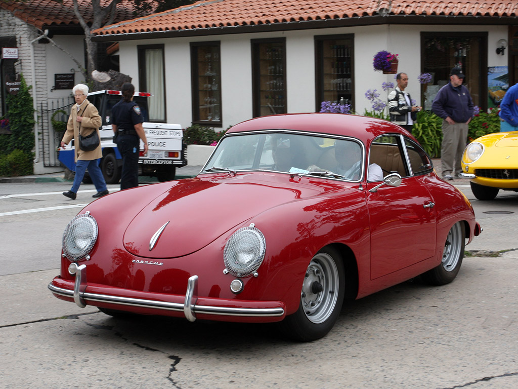Porsche 356 1500 Super Coupe High Resolution Image 2 Of 6