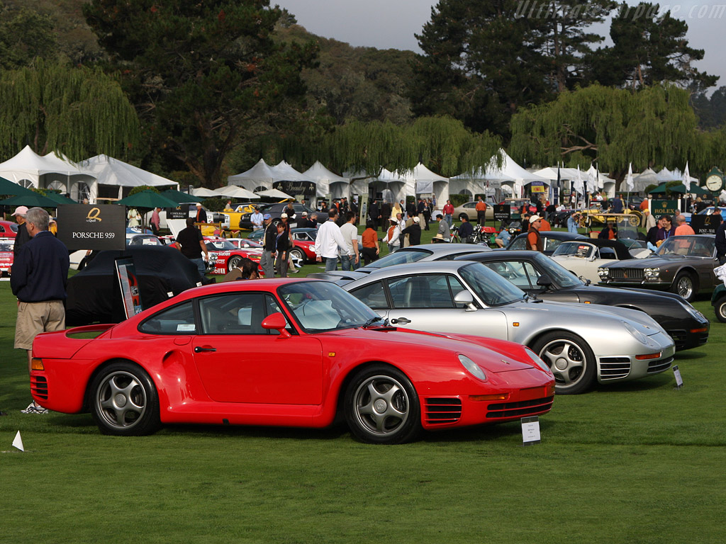 Porsche 959 Sport High Resolution Image 2 Of 6