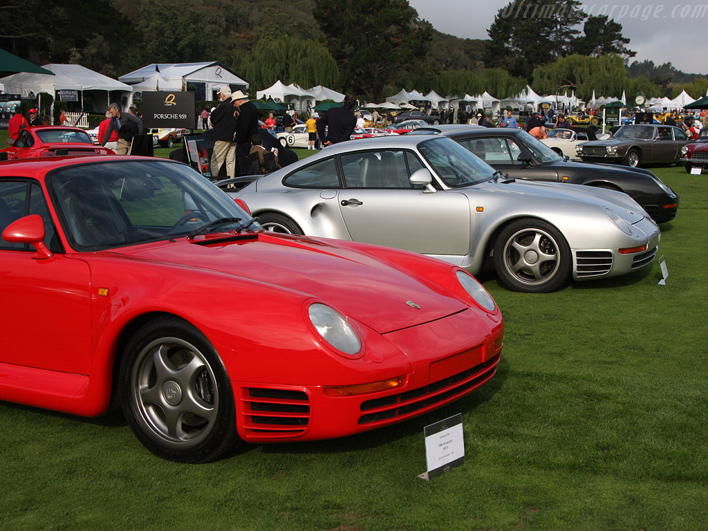 Porsche 959 Sport High Resolution Image 6 Of 6