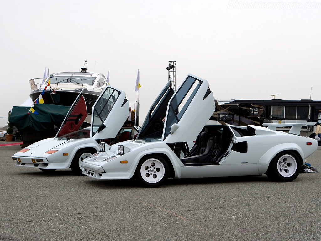 Lamborghini Countach Lp5000 Qv High Resolution Image 3 Of 6