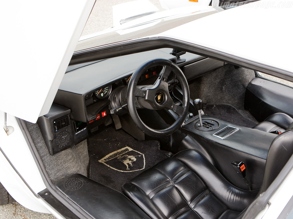 Lamborghini Countach Lp5000 Qv High Resolution Image 6 Of 6