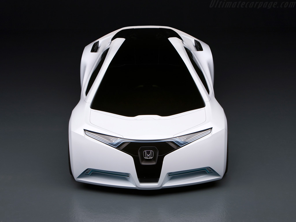 Honda fc sport design study suggests hydrogen sports car future honda