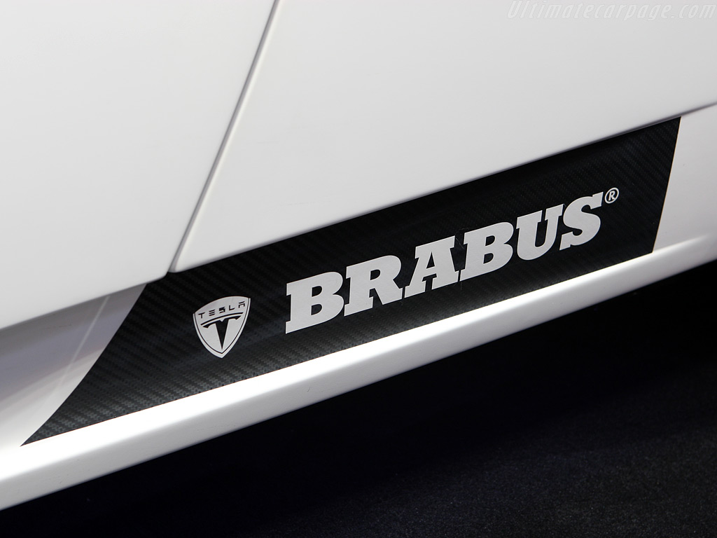 Brabus Tesla Roadster High Resolution Image 4 Of 6