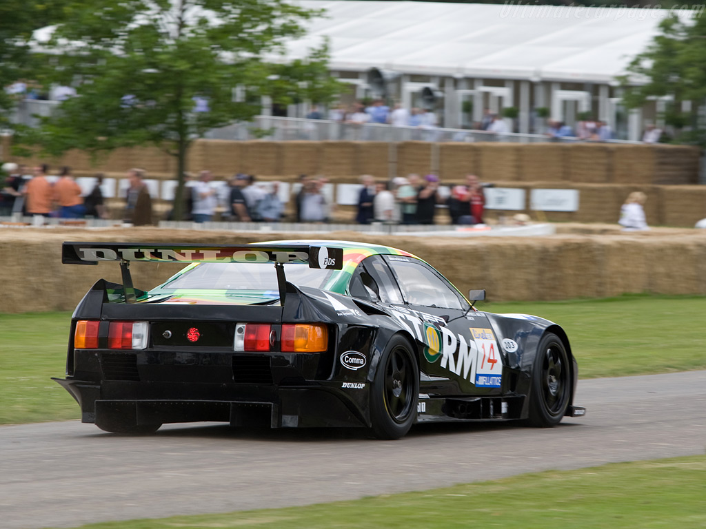Lister Storm Gt on 1992 Toyota Celica
