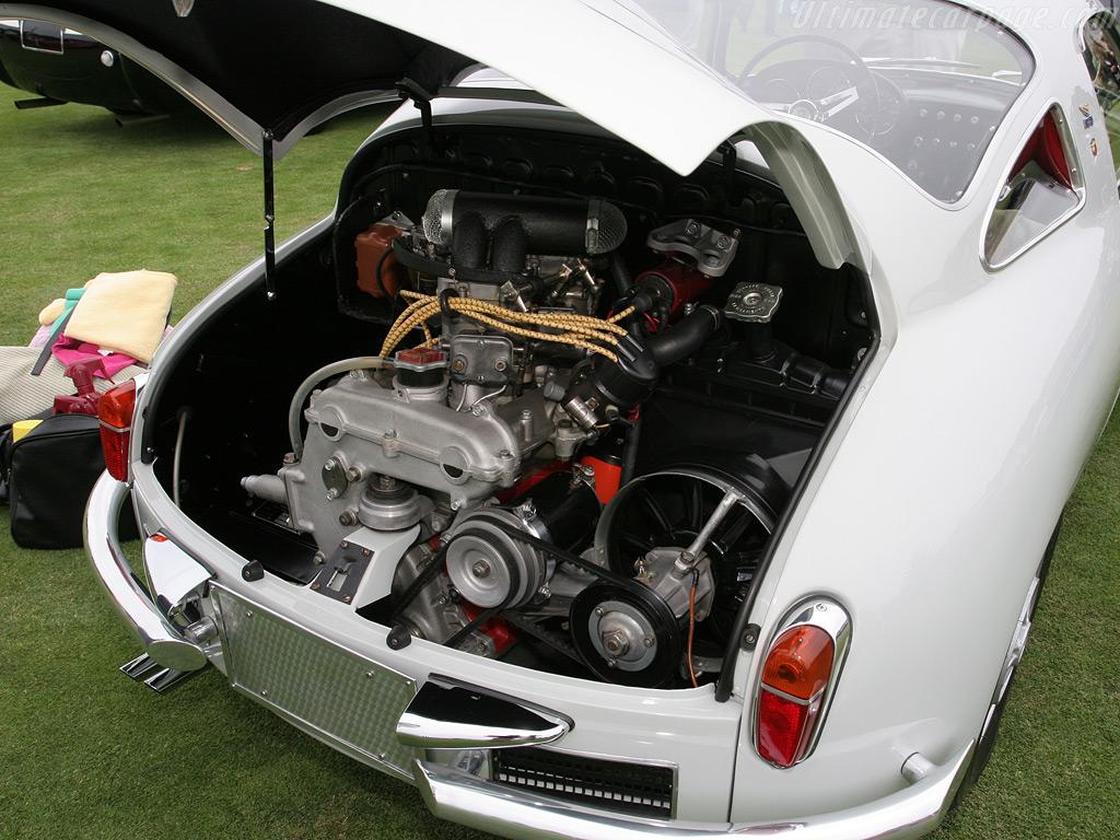 Fiat Abarth 750 Record Monza Zagato Coupe High Resolution