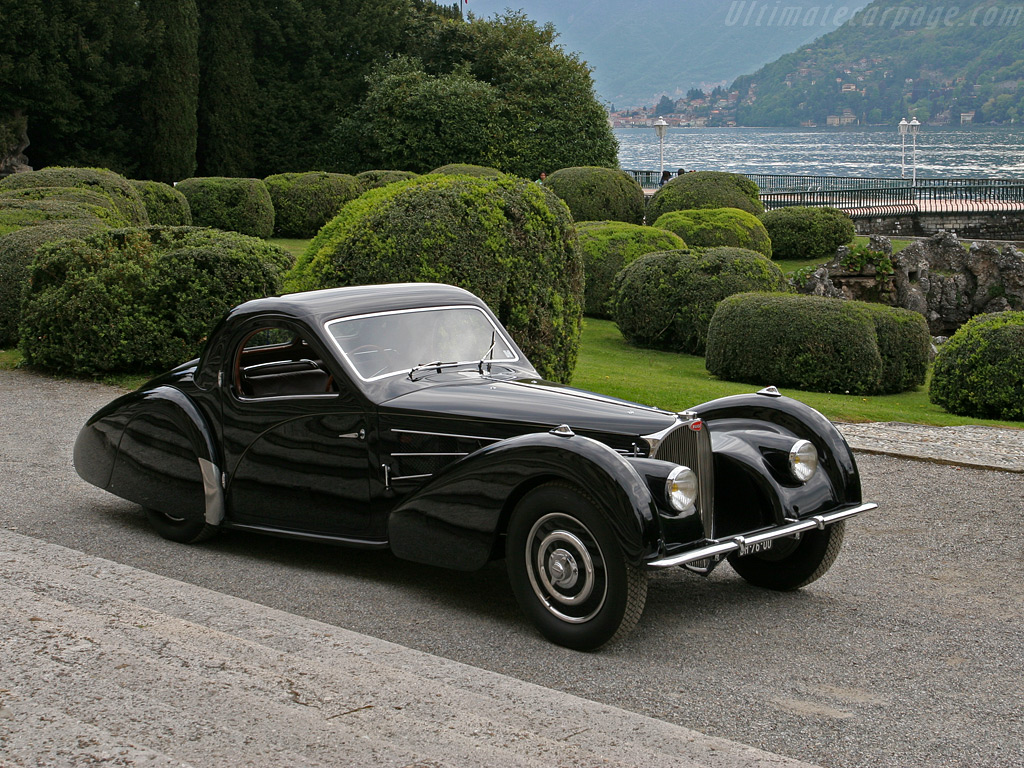 Rare 1937 bugatti type 57s atalante coupe images for Garage auto 57