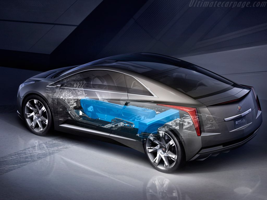 Cadillac Converj Concept High Resolution Image (4 of 6)