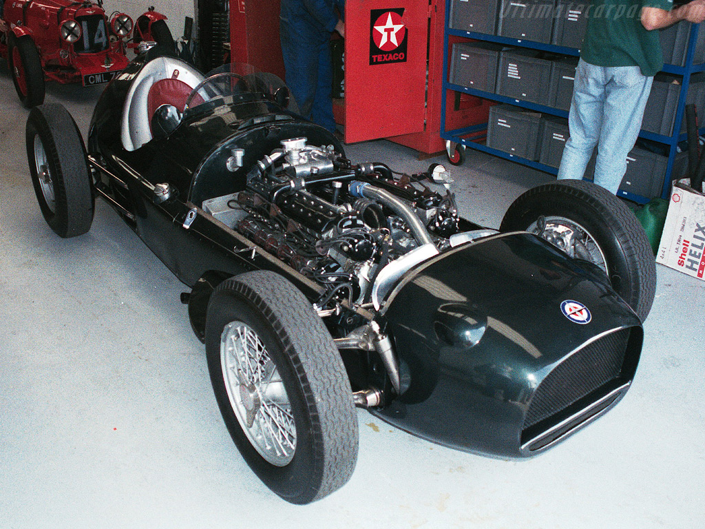 1954 Brm Type 30 V16 Images Specifications And Information Engine Diagram