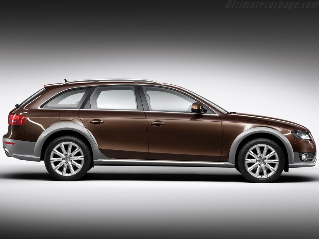 Audi a4 allroad quattro high resolution image 2 of 6