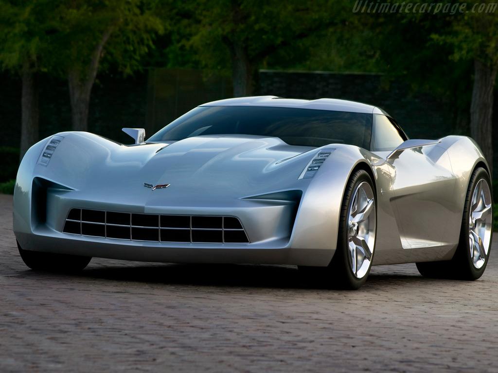 Chevrolet Corvette Stingray Concept High Resolution Image ...