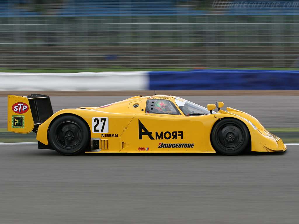Nissan R91cp High Resolution Image 8 Of 12