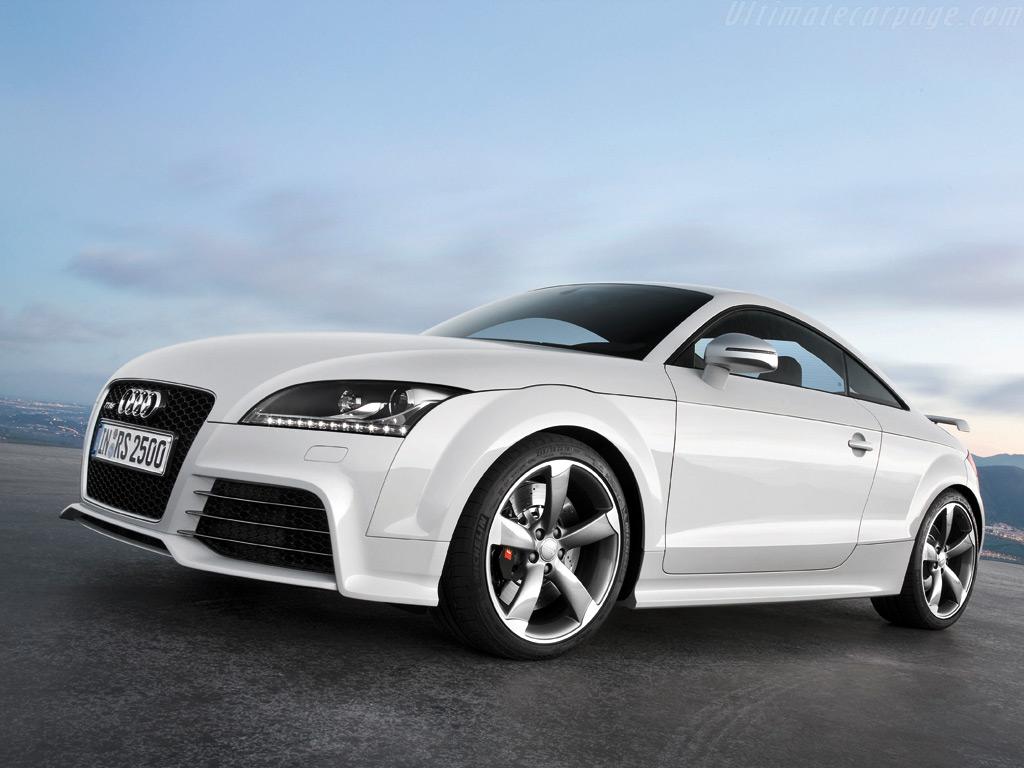 Pics Photos - Audi Tt Rs Coupe