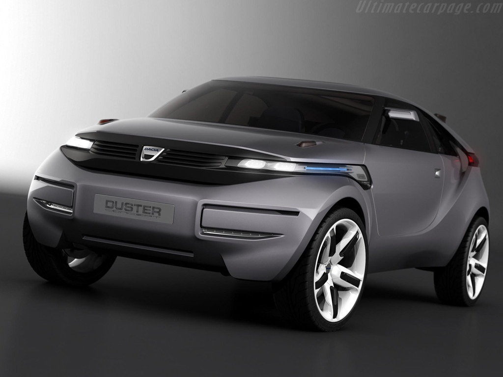Dacia Duster Concept High Resolution Image (1 of 6)