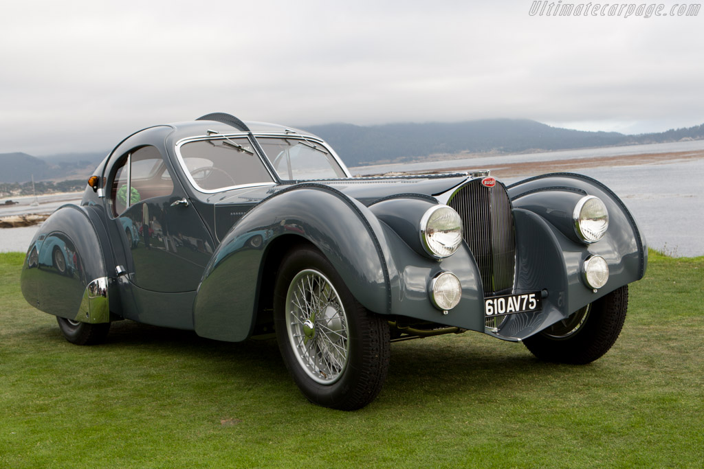 Bugatti atlantic - photo#17