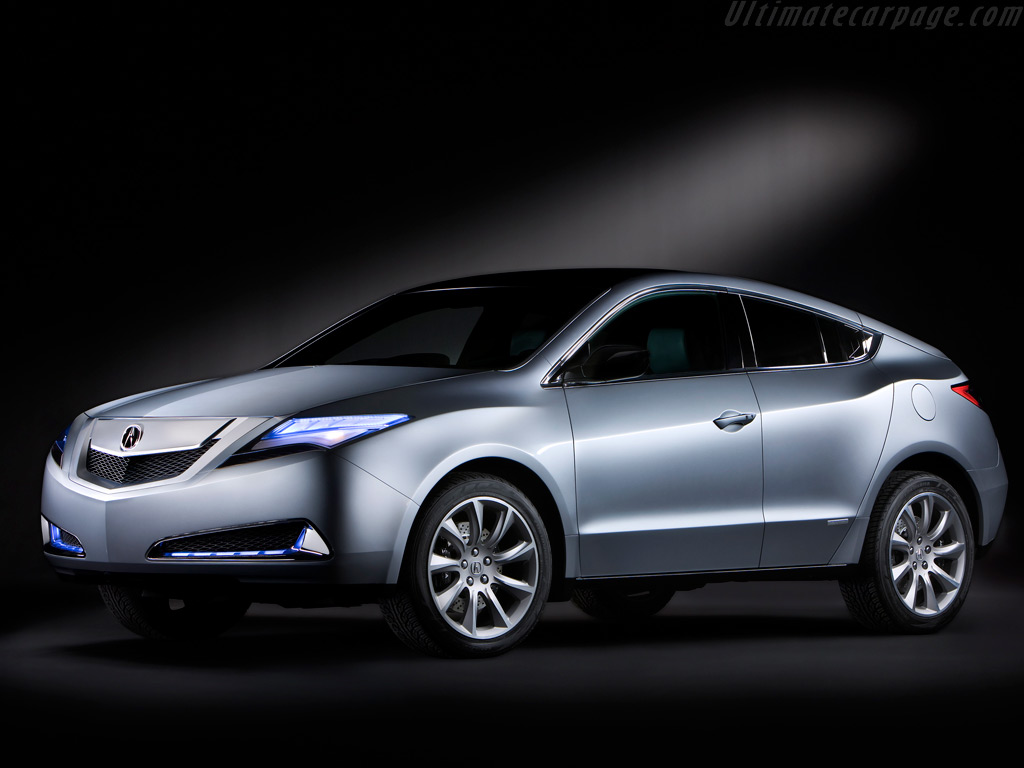 Acura ZDX Prototype High Resolution Image (1 of 6)