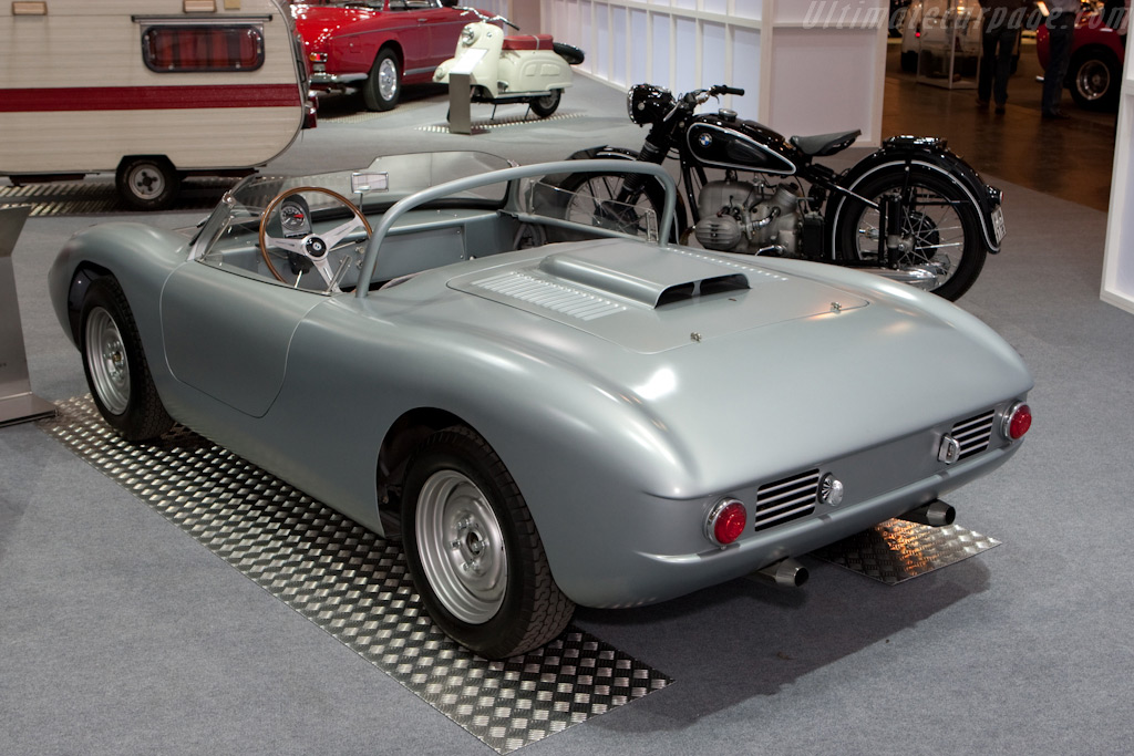 Bmw 700 Rs High Resolution Image 3 Of 6