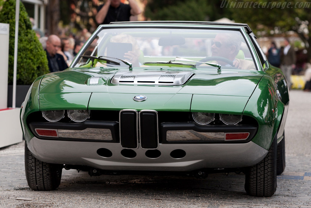 Bmw 2800 Bertone Spicup High Resolution Image 2 Of 12
