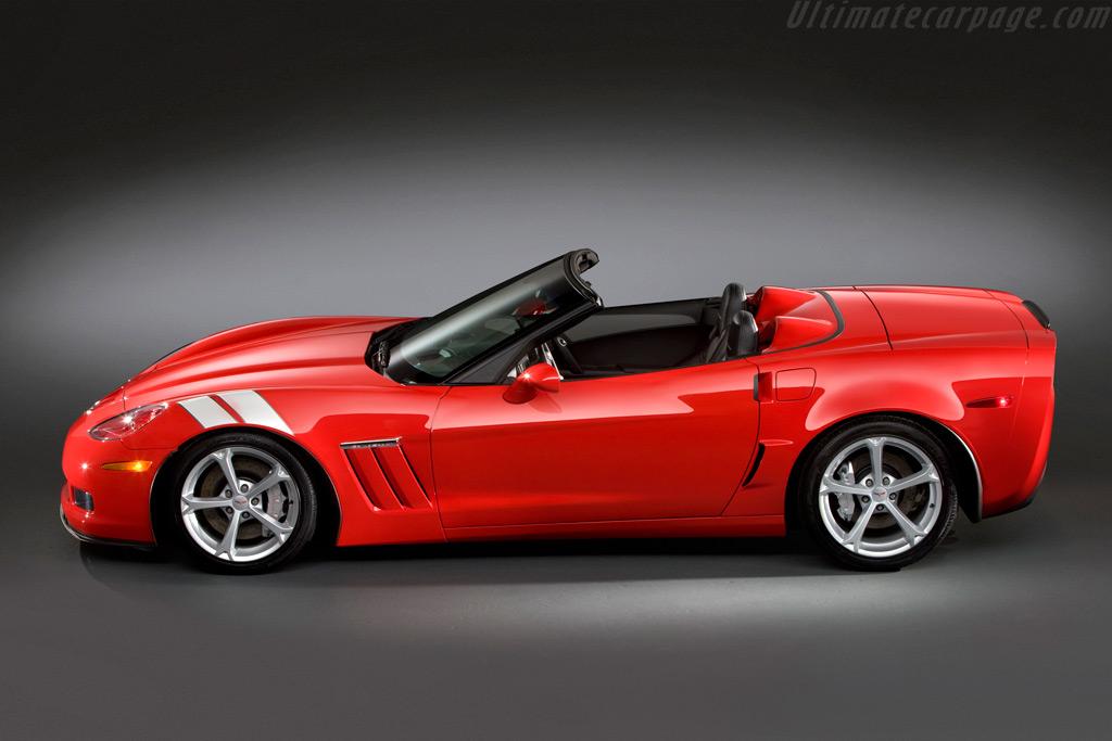 Chevrolet C6 Corvette Grand Sport High Resolution Image (2 ...