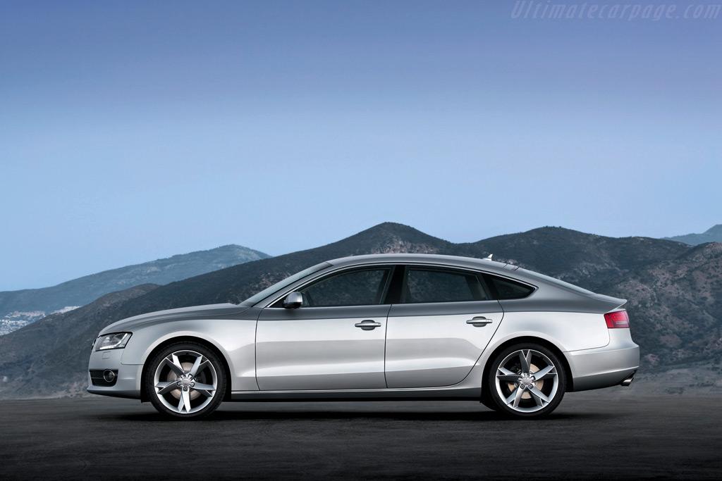 Audi A5 Sportback High Resolution Image 5 Of 12