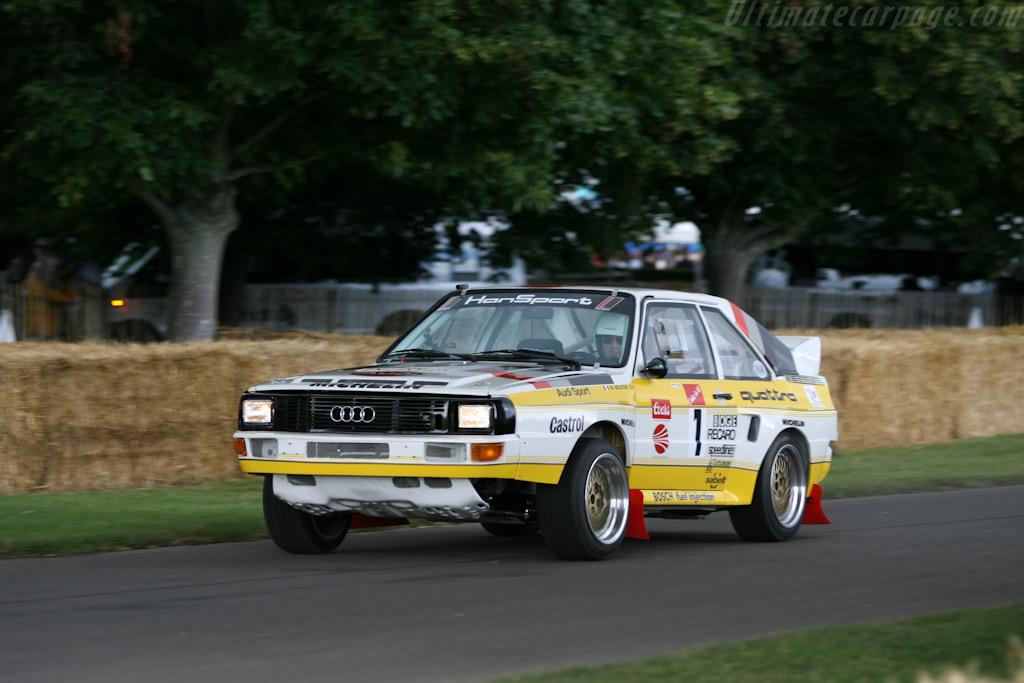 Audi Quattro Group B 61