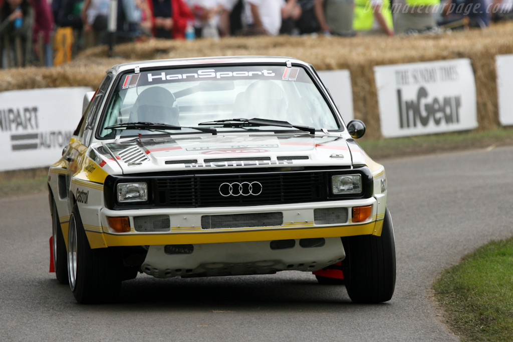 Audi Sport Quattro Group B High Resolution Image 1 Of 6