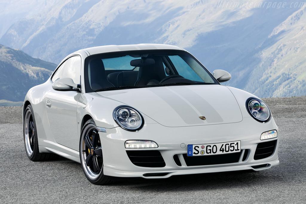 Porsche 997 Sport Classic High Resolution Image 1 Of 5