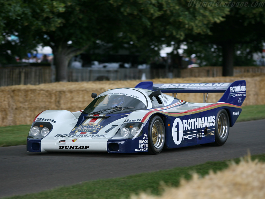 Porsche 956 High Resolution Image 3 Of 18