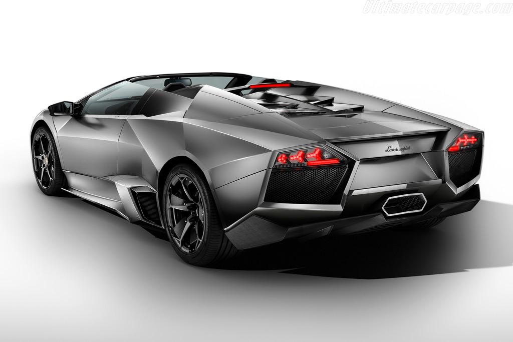 2009 Lamborghini Reventón Roadster - TechTurkey Forum