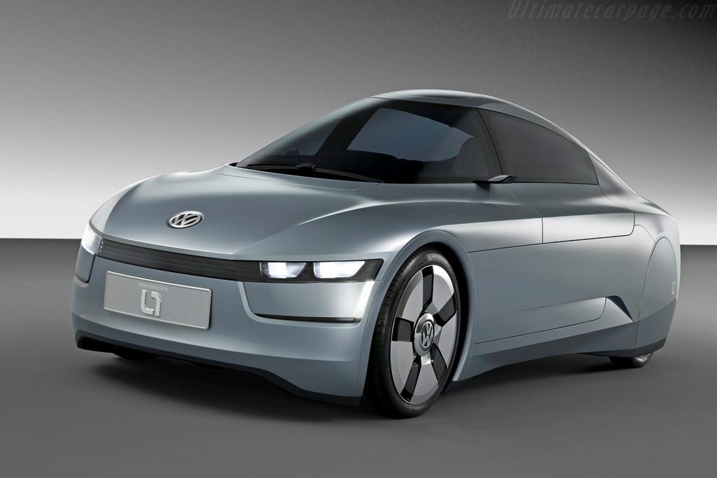 Volkswagen L1 Concept High Resolution Image 1 Of 6