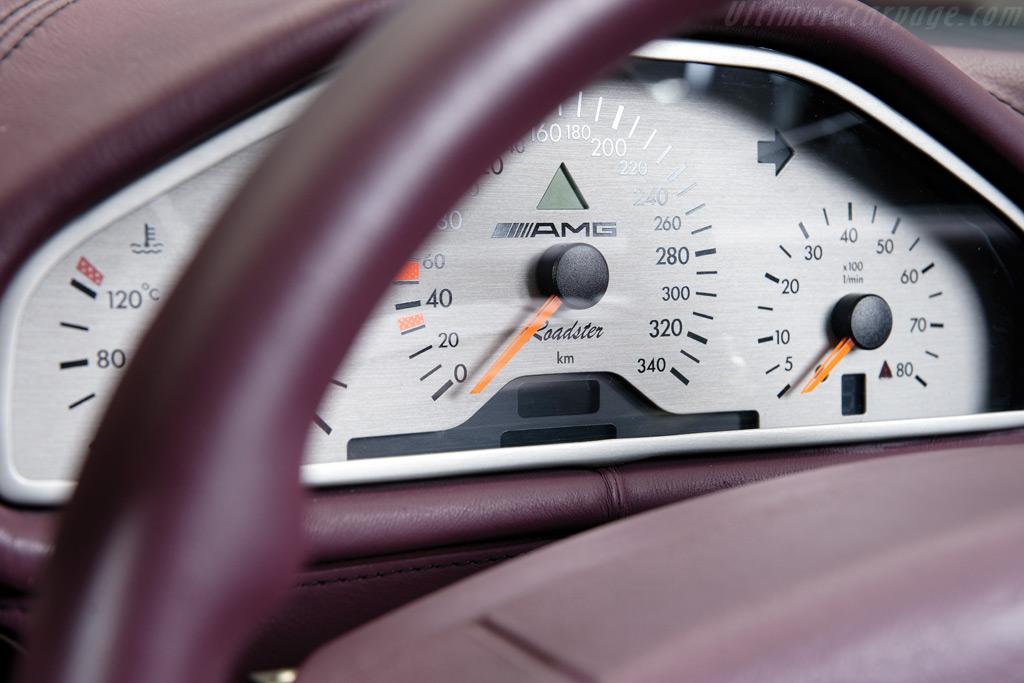 Mercedes Benz Clk Gtr Roadster High Resolution Image 4 Of 6