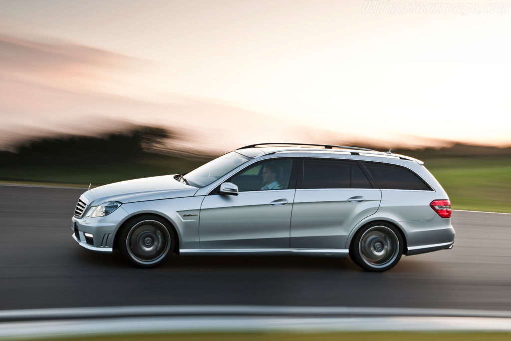 Mercedes Benz E 63 Amg Estate High Resolution Image 3 Of 6