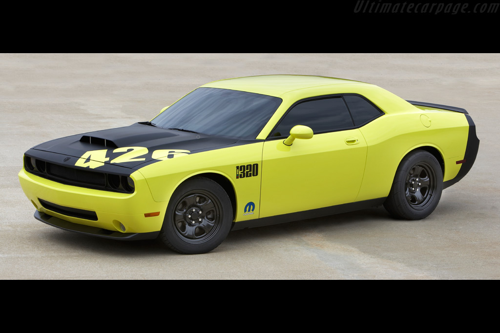 Dodge Mopar Challenger 1320 High Resolution Image 1 Of 1