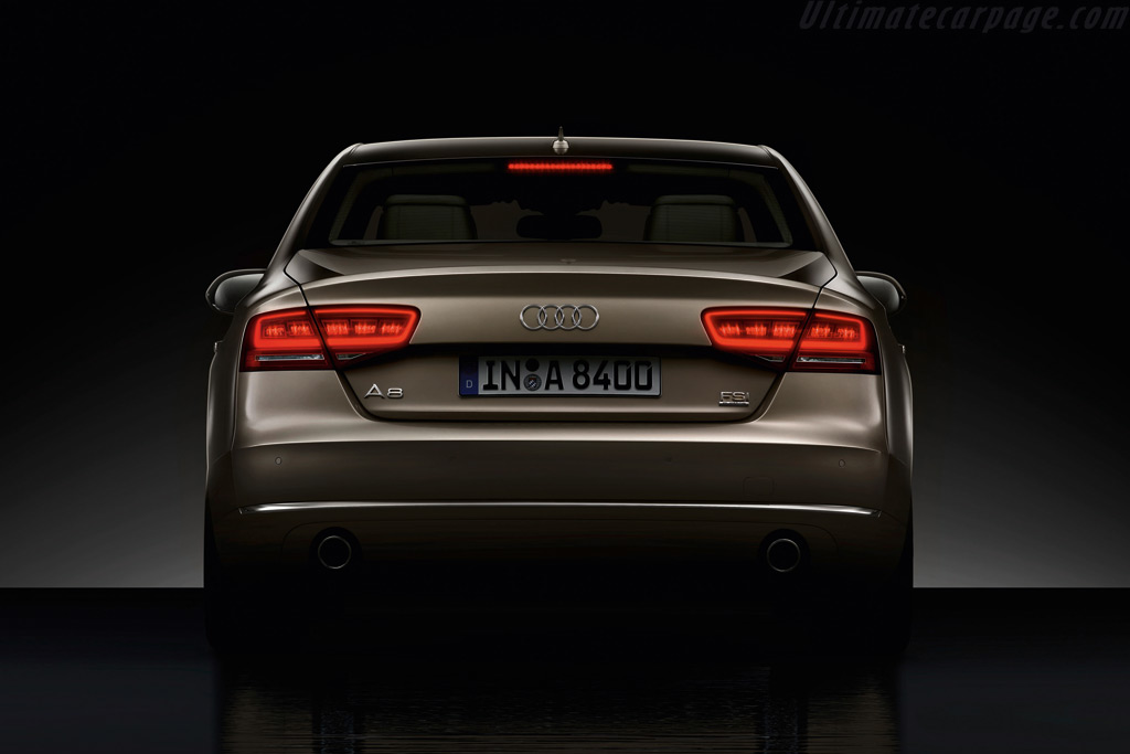 Audi A8 4 2 Fsi High Resolution Image 6 Of 12