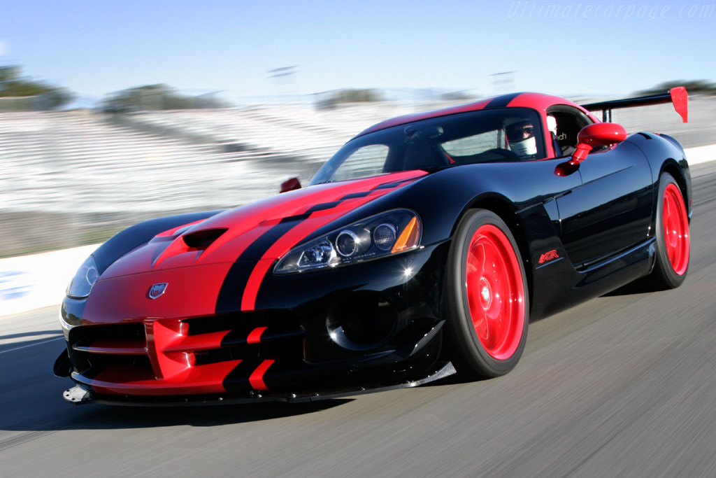 2010 Dodge Viper SRT10 ACR 1.33 edition - movFast