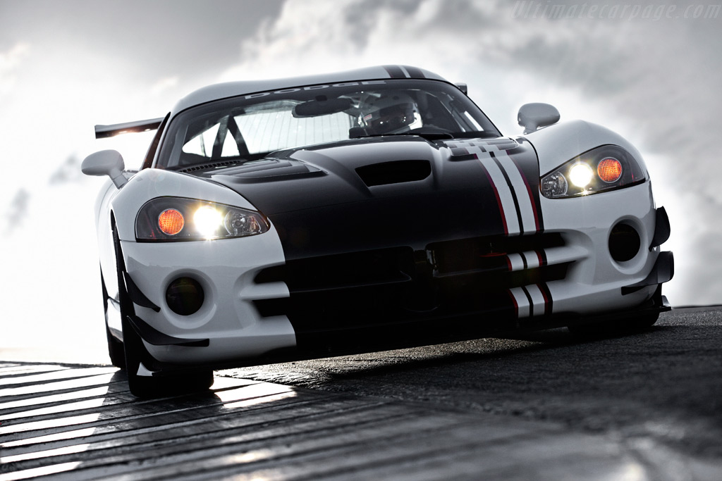 Dodge Viper SRT10 ACR-X High Resolution Image (5 of 6)