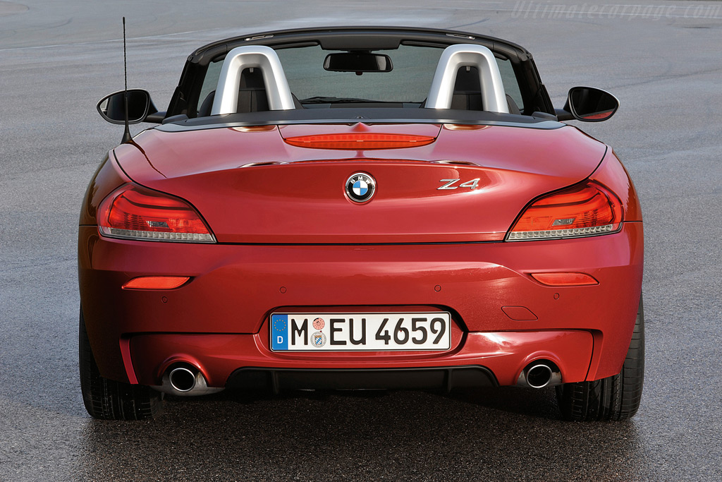 Bmw E89 Z4 Sdrive35is High Resolution Image 6 Of 12