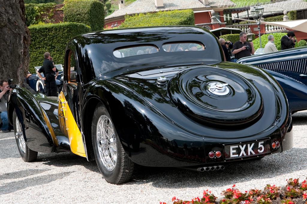 Bugatti Type 57 S Atalante Coupe High Resolution Image (6 of 12)