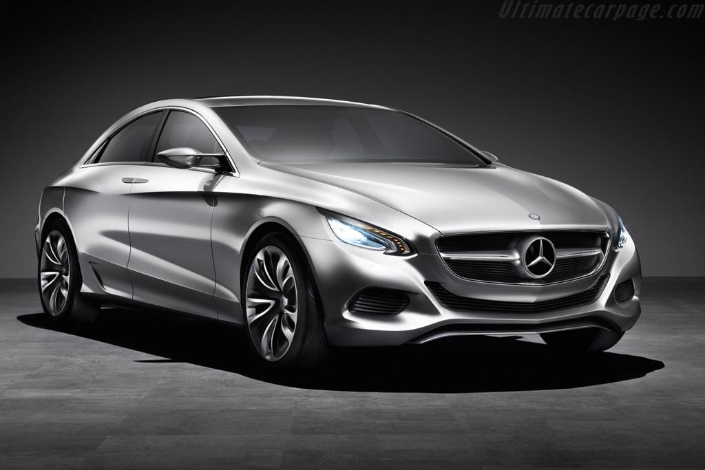 Mercedes F  Car