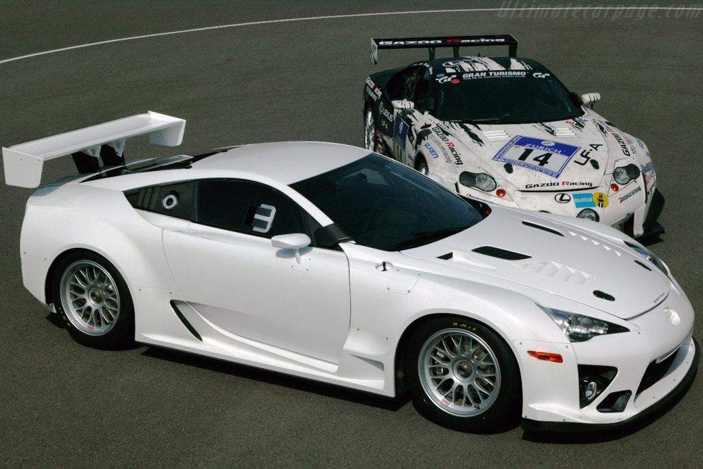 Lexus LFA GT High Resolution Image (6 of 6)