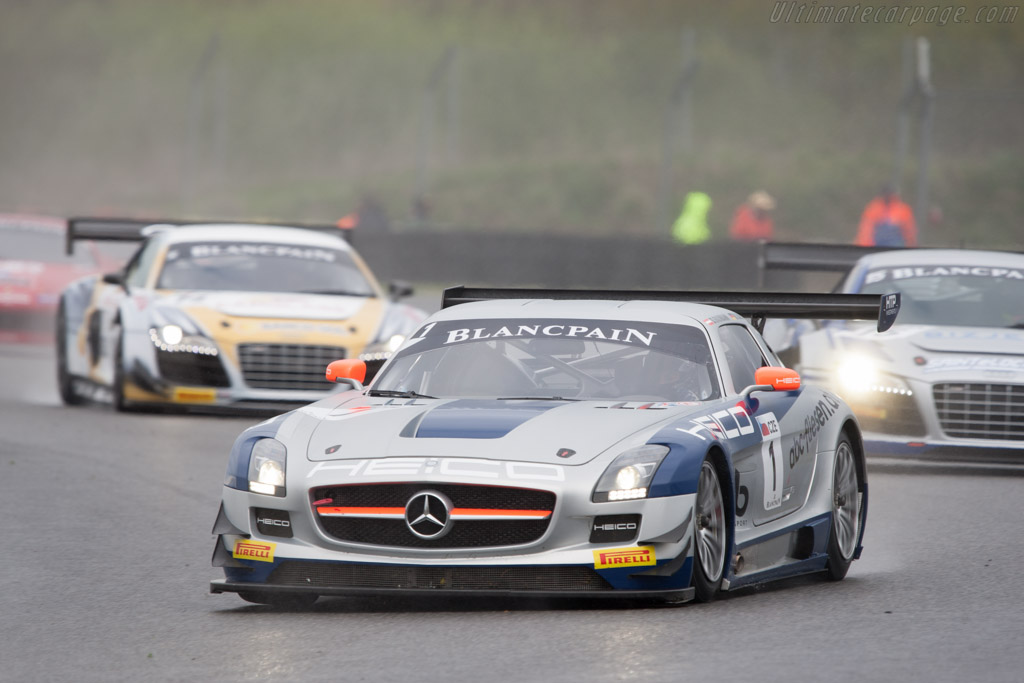 2013 mercedes benz sls amg gt3 45th anniversary autos news for Mercedes benz corporate
