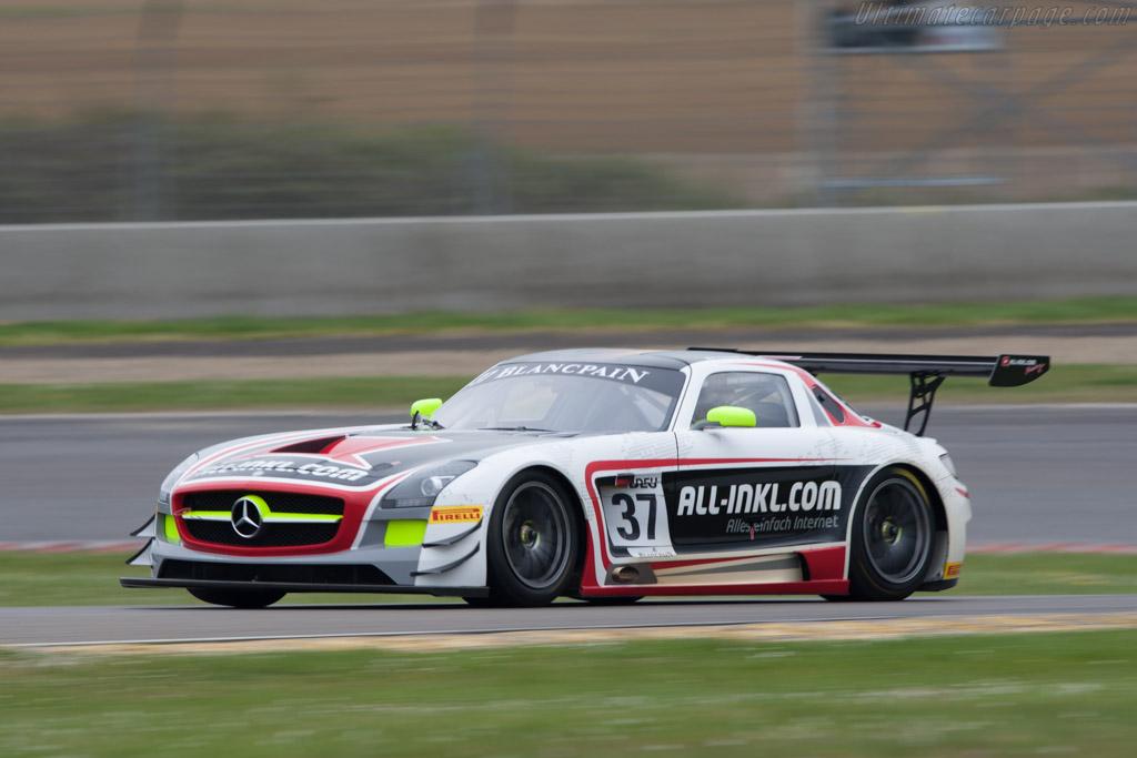 Mercedes-Benz SLS AMG GT3 ( - 2012 Coupes de Paques) High ...