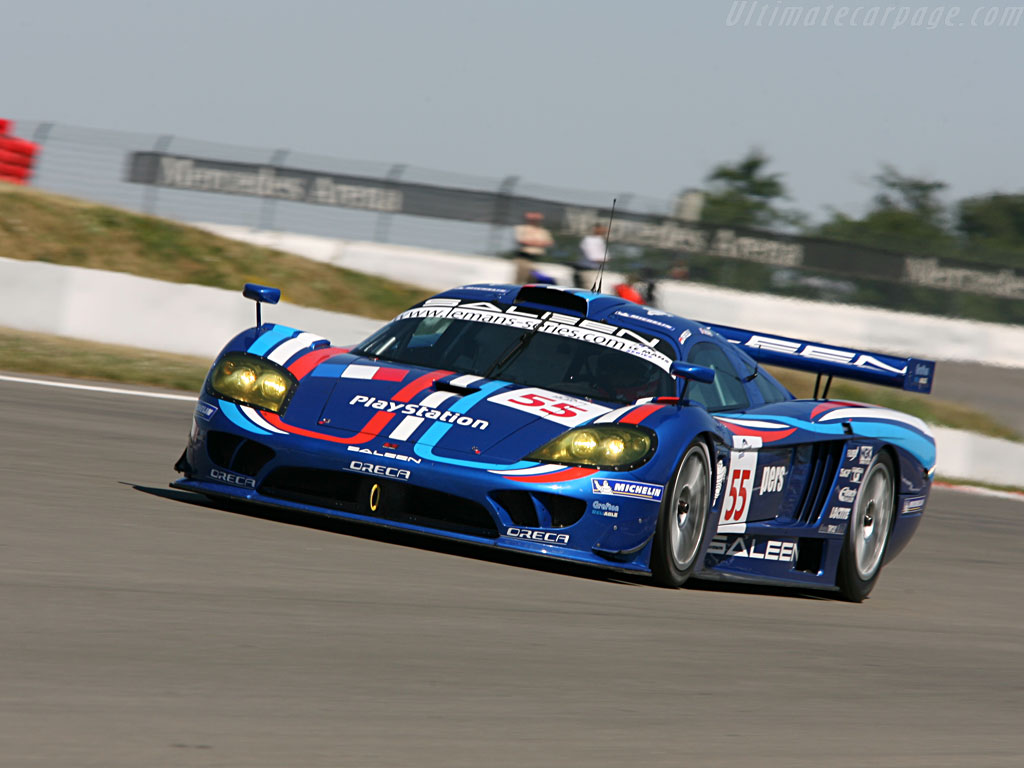 Saleen returns to road racing in victorious fashion | Mustangs Daily
