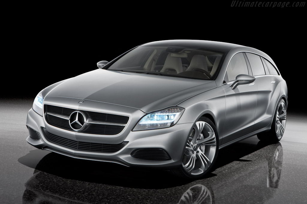 Mercedes-Benz Shooting Break Concept High Resolution Image ...